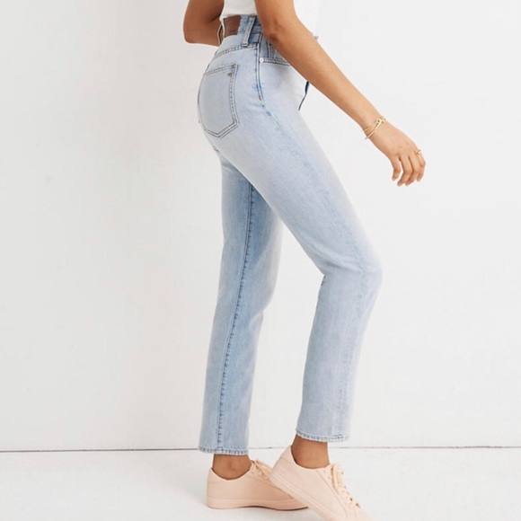 Madewell Denim - Madewell The Perfect Vintage Jean